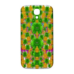 Jungle Love In Fantasy Landscape Of Freedom Peace Samsung Galaxy S4 I9500/I9505  Hardshell Back Case