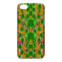 Jungle Love In Fantasy Landscape Of Freedom Peace Apple iPhone 5C Hardshell Case