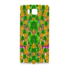 Jungle Love In Fantasy Landscape Of Freedom Peace Samsung Galaxy Alpha Hardshell Back Case