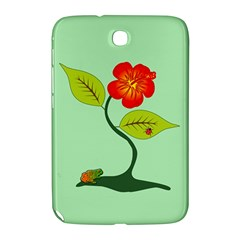 Plant And Flower Samsung Galaxy Note 8.0 N5100 Hardshell Case
