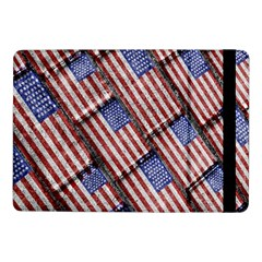 Usa Flag Grunge Pattern Samsung Galaxy Tab Pro 10.1  Flip Case