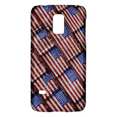 Usa Flag Grunge Pattern Galaxy S5 Mini