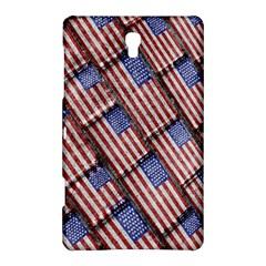 Usa Flag Grunge Pattern Samsung Galaxy Tab S (8.4 ) Hardshell Case