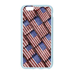 Usa Flag Grunge Pattern Apple Seamless iPhone 6/6S Case (Color)