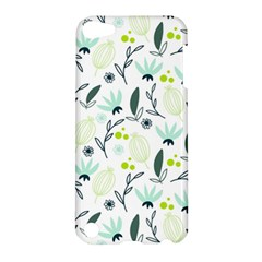 Hand drawm seamless floral pattern Apple iPod Touch 5 Hardshell Case