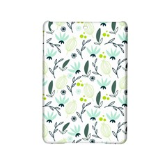 Hand drawm seamless floral pattern iPad Mini 2 Hardshell Cases