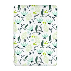 Hand drawm seamless floral pattern Galaxy Note 1
