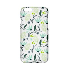 Hand drawm seamless floral pattern Apple iPhone 6/6S Hardshell Case
