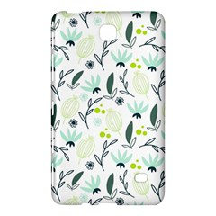 Hand drawm seamless floral pattern Samsung Galaxy Tab 4 (8 ) Hardshell Case