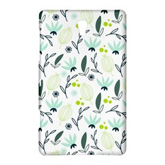 Hand drawm seamless floral pattern Samsung Galaxy Tab S (8.4 ) Hardshell Case