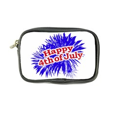 Happy 4th Of July Graphic Logo Coin Purse