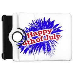 Happy 4th Of July Graphic Logo Kindle Fire HD 7