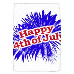 Happy 4th Of July Graphic Logo Flap Covers (L)