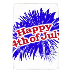Happy 4th Of July Graphic Logo Flap Covers (S)