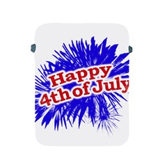 Happy 4th Of July Graphic Logo Apple iPad 2/3/4 Protective Soft Cases