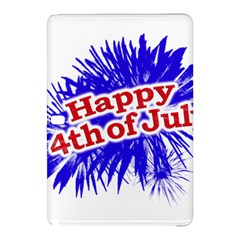 Happy 4th Of July Graphic Logo Samsung Galaxy Tab Pro 10.1 Hardshell Case
