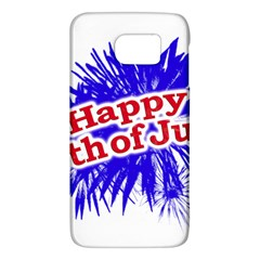 Happy 4th Of July Graphic Logo Galaxy S6