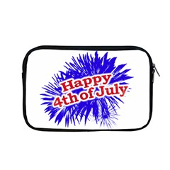 Happy 4th Of July Graphic Logo Apple MacBook Pro 13  Zipper Case
