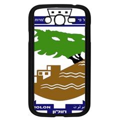 Coat of Arms of Holon  Samsung Galaxy Grand DUOS I9082 Case (Black)