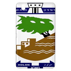 Coat of Arms of Holon  Samsung Galaxy Tab Pro 8.4 Hardshell Case