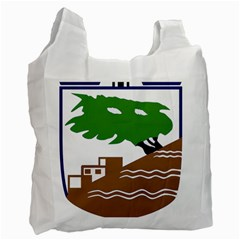 Coat Of Arms Of Holon  Recycle Bag (one Side)