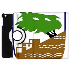 Coat Of Arms Of Holon  Apple Ipad Mini Flip 360 Case