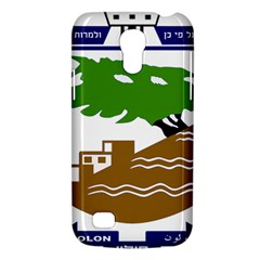 Coat of Arms of Holon  Galaxy S4 Mini