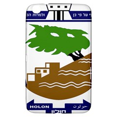 Coat Of Arms Of Holon  Samsung Galaxy Tab 3 (8 ) T3100 Hardshell Case
