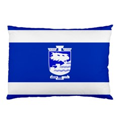 Flag of Holon  Pillow Case