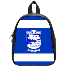 Flag of Holon  School Bags (Small)