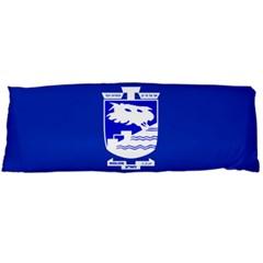 Flag of Holon  Body Pillow Case (Dakimakura)