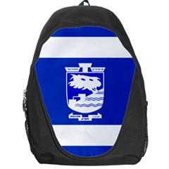 Flag of Holon  Backpack Bag