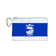 Flag of Holon  Canvas Cosmetic Bag (S)