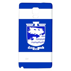 Flag of Holon  Galaxy Note 4 Back Case