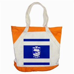Flag of Holon  Accent Tote Bag