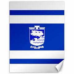 Flag of Holon  Canvas 18  x 24