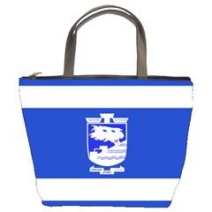 Flag of Holon  Bucket Bags