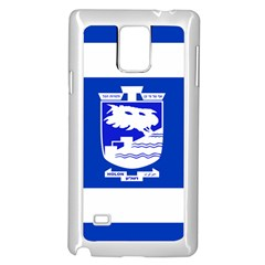 Flag of Holon  Samsung Galaxy Note 4 Case (White)