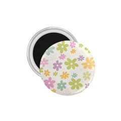Beautiful spring flowers background 1.75  Magnets