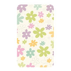Beautiful spring flowers background Memory Card Reader