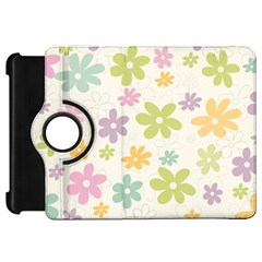 Beautiful spring flowers background Kindle Fire HD 7