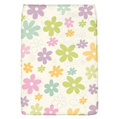 Beautiful spring flowers background Flap Covers (L)