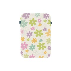 Beautiful spring flowers background Apple iPad Mini Protective Soft Cases