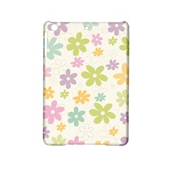 Beautiful spring flowers background iPad Mini 2 Hardshell Cases