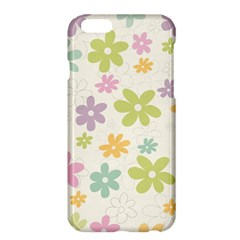 Beautiful spring flowers background Apple iPhone 6 Plus/6S Plus Hardshell Case