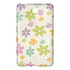 Beautiful spring flowers background Samsung Galaxy Tab 4 (8 ) Hardshell Case