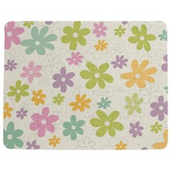 Beautiful spring flowers background Jigsaw Puzzle Photo Stand (Rectangular)
