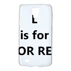 L Is For Lab Galaxy S4 Active