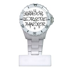 Lab Fancier Plastic Nurses Watch