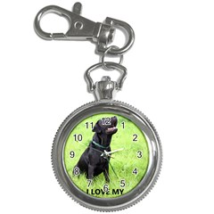 Lab Love W Pic Key Chain Watches
